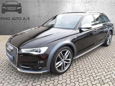 brugt Audi A6 Allroad 3,0 TDI Quat S Tron 218HK Stc 7g Aut. - Personbil - brunmetal