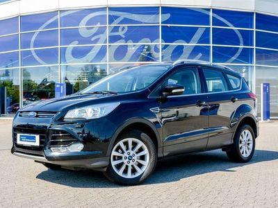 used Ford Kuga 1,5 EcoBoost Titanium 150HK 5d 6g
