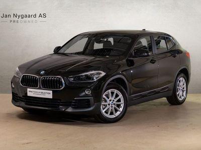 brugt BMW X2 2,0 sDrive18d Advantage aut.