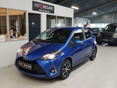 brugt Toyota Yaris 1,5 VVT-iE T2 Premium