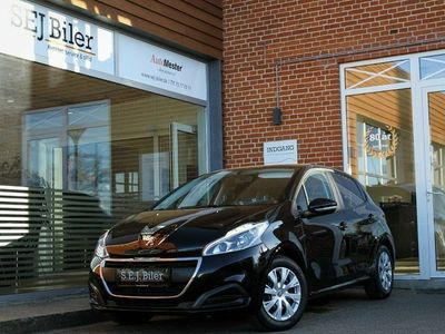 used Peugeot 208 1,6 BlueHDi Active+ 100HK 5d
