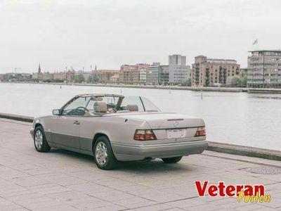 brugt Mercedes E320 Convertible