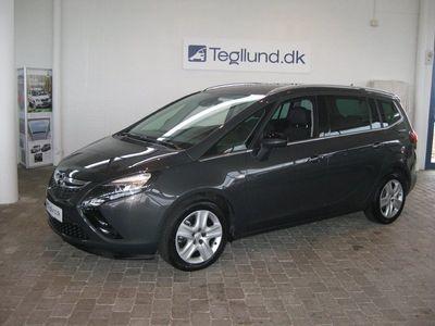 brugt Opel Zafira Tourer T 140 Enjoy aut.