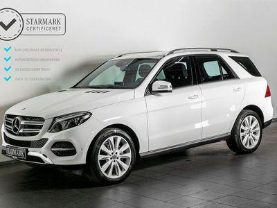 usado Mercedes GLE350 d 3,0 aut. 4-M