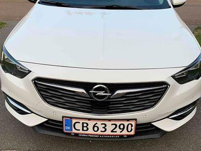 brugt Opel Insignia T 165HK Sports Tourer Aut. 1,5