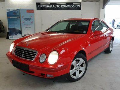 brugt Mercedes CLK230 2,3 Komp. Avantgarde aut.