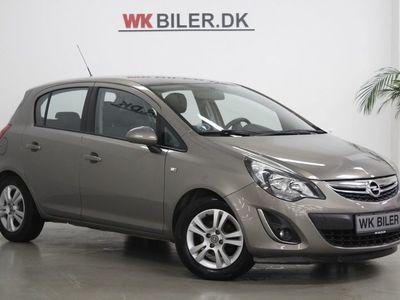 brugt Opel Corsa 1,3 CDTi 95 Cosmo eco