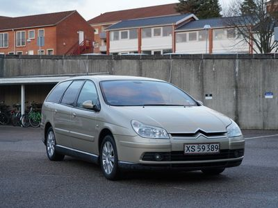 käytetty Citroën C5 2,0I 16V WEEKEND