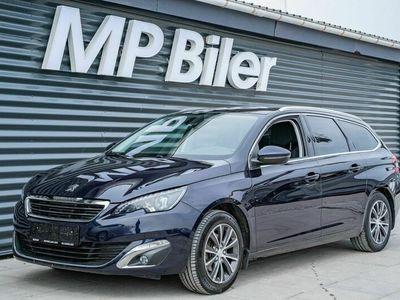 brugt Peugeot 308 1,6 BlueHDi 120 Allure LTD SW