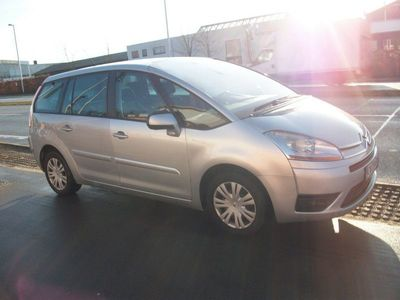 brugt Citroën Grand C4 Picasso 1,6 HDi 110 VTR E6G 7prs