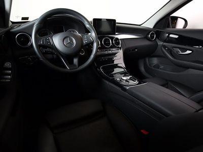 brugt Mercedes C220 d st.car aut.