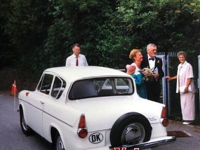 brugt Ford Anglia Unikde Luxe