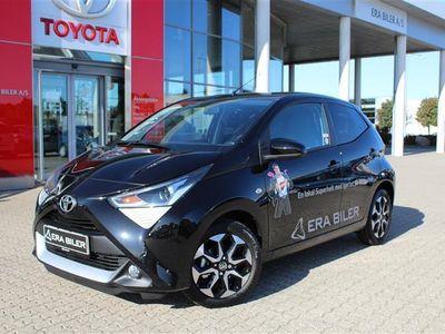 brugt Toyota Aygo 1,0 VVT-I X-Pose 72HK 5d