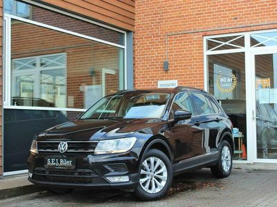 brugt VW Tiguan 2,0 TDI BMT SCR Comfortline DSG 150HK 5d 7g Aut. A