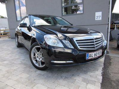 brugt Mercedes E220 2 CDi Elegance aut. BE