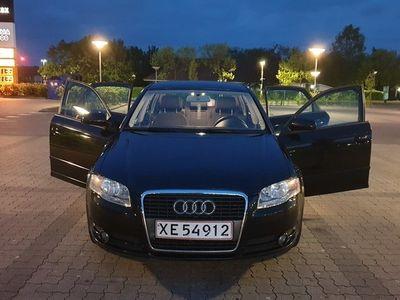 brugt Audi A4 LIMOUSINE 2,0