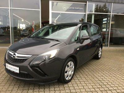 brugt Opel Zafira Tourer 2,0 CDTi 110 Limited