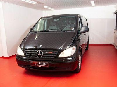 brugt Mercedes Vito 120 3,0 CDi aut.
