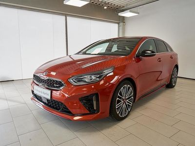 brugt Kia pro_cee'd GT Shooting Brake 1,6 T-GDI DCT 204HK Stc 7g Aut.