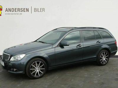 brugt Mercedes C180 d 2,1 CDI BlueEfficiency 120HK 6g