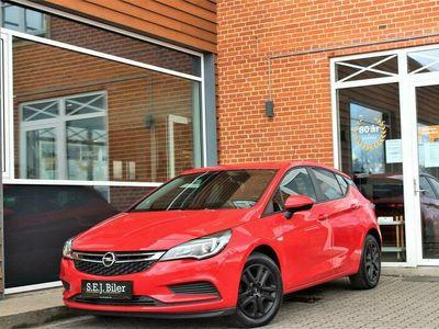 brugt Opel Astra 0 Turbo Enjoy 105HK 5d A+