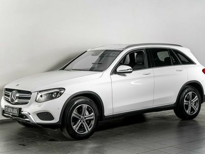 used Mercedes GLC350 d 3,0 aut. 4-M
