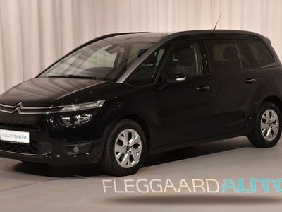 brugt Citroën Grand C4 Picasso 1,6 Blue HDi Intensive Business line EAT6 start/stop 120HK