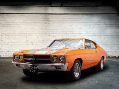brugt Chevrolet Chevelle ss