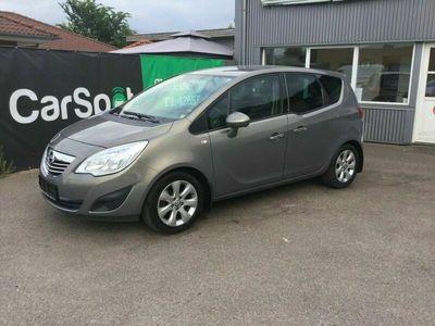 brugt Opel Meriva 1,7 CDTi 110 Cosmo