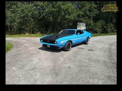 brugt Ford Mustang sælges