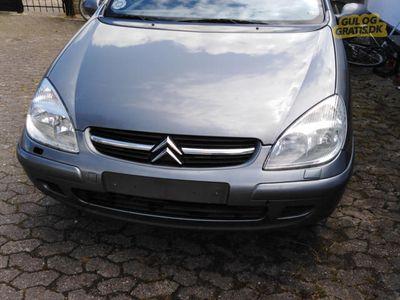 brugt Citroën C5 med 1 år til syn