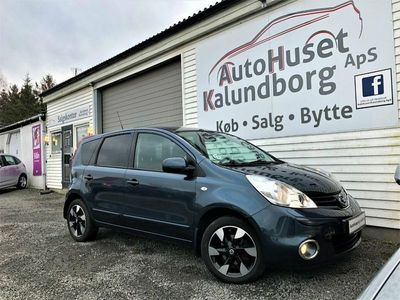 second-hand Nissan Note 1,4 Tekna