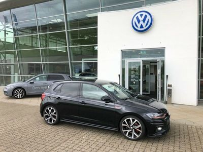 brugt VW Polo 2,0 GTi+ DSG