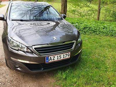 brugt Peugeot 308 1,6 SW Style