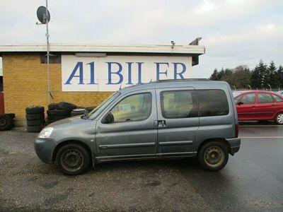 brugt Citroën Berlingo 2,0 HDi Family
