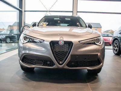 brugt Alfa Romeo Stelvio 2,0 TB Edizione Q4 280HK 5d 8g Aut.