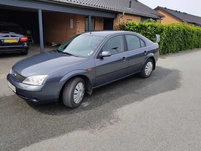käytetty Ford Mondeo 1,8