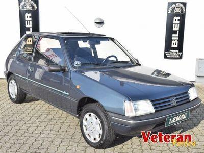 brugt Peugeot 205 1,4 Forever