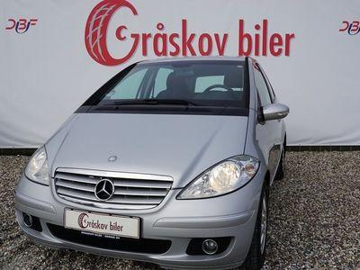 brugt Mercedes A180 2,0 CDi Elegance aut.