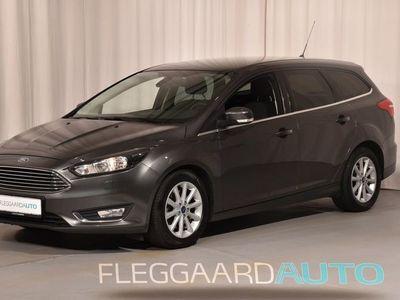 brugt Ford Focus 2,0 TDCi Titanium Powershift 150HK Stc 6g Aut.