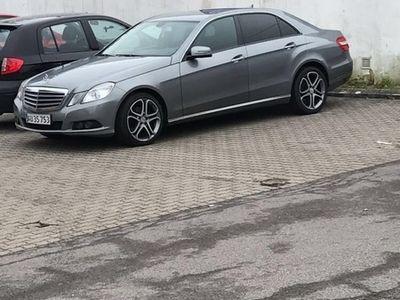 käytetty Mercedes E200 CDI BE AUT.