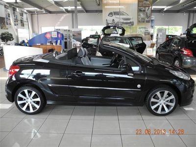 brugt Peugeot 207 CC 1,6 VTi Roland Garros 120HK
