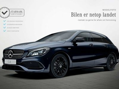 usata Mercedes CLA220 d 2,2 Final Edition SB aut.