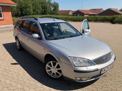 brugt Ford Mondeo 2,0
