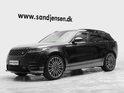 brugt Land Rover Range Rover Velar 3,0 P380 R-Dynamic HSE aut. Van
