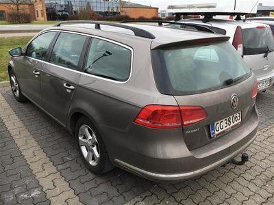 brugt VW Passat Variant 1,6 blueMotion TDI Comfortline 105HK Stc 6g