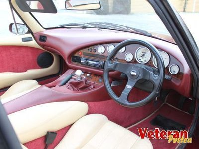 brugt TVR Griffith 500