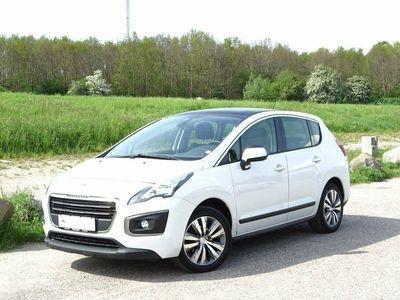 brugt Peugeot 3008 1,6 VTi 120 Active