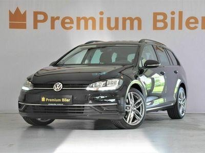 brugt VW Golf VII 1,6 TDi 115 Comfortline Variant DSG