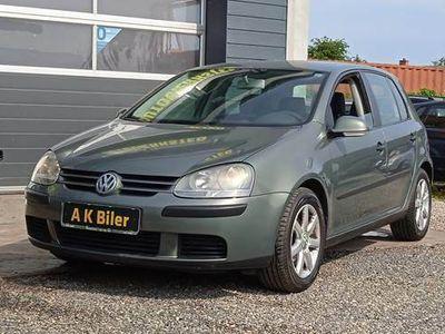 brugt VW Golf V 1,6 1.6 Fsi